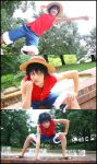 Monkey D. Luffy by IchigoKitty