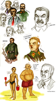 Bolsheviks part 1 by Chater
