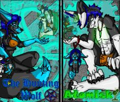 this is for TheHuntingWolf contest by R-E-D-13