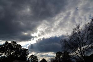 Afternoon sky 12-1-12 by Tailgun2009