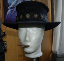 Western Hat fast creation by BrimstonePreacher