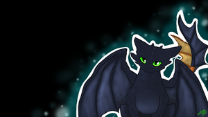 TOOTHLESS by RainThatFallsSoftly
