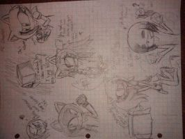 Just FC Doodles. by xItsElectric