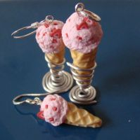 Scream for Ice cream Jewelry by PetitPlat