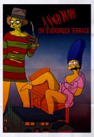 Nightmare on Evergreen Terrace by Claudia-R
