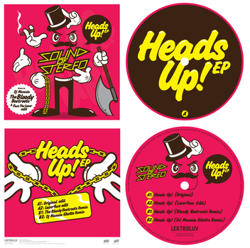 Sound of Stereo Heads Up EP by j3concepts