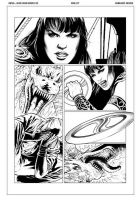 Xena 01 Page 07 by FabianoNeves