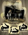 le pianiste by ptitvinc