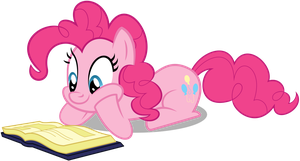 Pinkie's Book by JanoCota