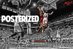 Derrick Rose by Roy03x