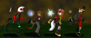 Thriller by Shini-Smurf