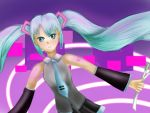 Hatsune Miku Fan art [Vocaloid] by Deepalidbz