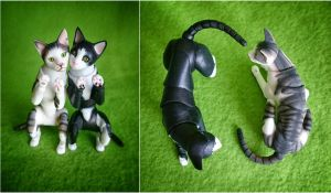 Bjd Cat Doll 09 by leo3dmodels