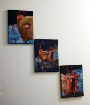 Painting Untitled 2012 by ELoomis