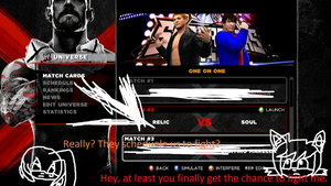 WWE 13: Match of the Century by ChaosPower11
