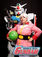 Mobile Suit Gundam by StarScribbles