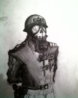 Gas Mask by Gjomlez
