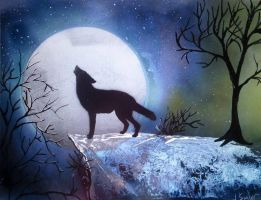 howl by JessicaSoulier