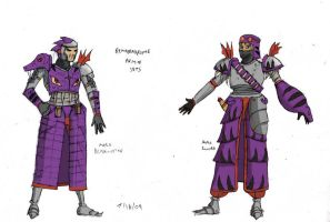 MH- RemoDrome Male Armor by Daowg