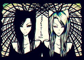 inverted mirror by AncientDivina