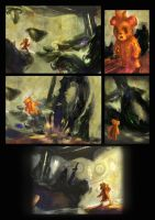 Sam's Chronicle contest Page by PortraitOfInnerSelf