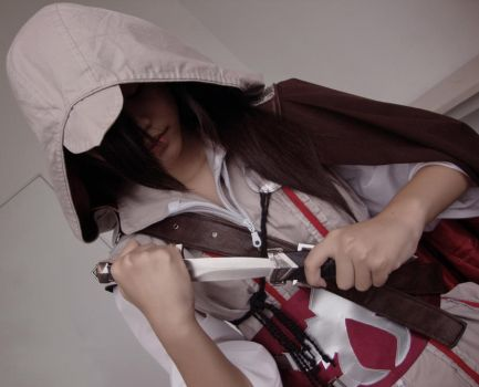 EOY 2011 - Assassin by cheesylily02