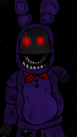 Withered bonie by Mounibear01
