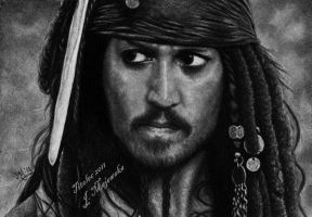Jack Sparrow 's funny face by titol87