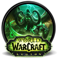 World of Warcraft: Legion - Icon by Blagoicons