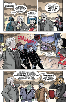 Betty Boop Dynamite Comic #2 (Page 15) by Rapper1996