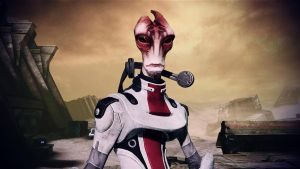 Mordin Solus 08 by johntesh