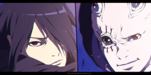 Sasuke vs Uchiha by TempestDH