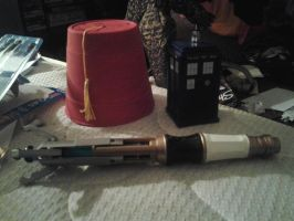 I Am Indeed A Timelord by Dead-Kitchen-Staff