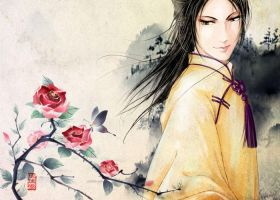 APH-China Rose by snowhaven