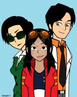 Generator Rex Girly version by 4eknight11