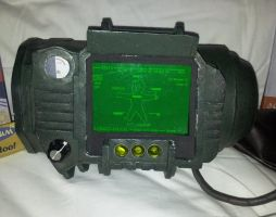 Fallout collection PIP boy by The-Rubber-Pineapple