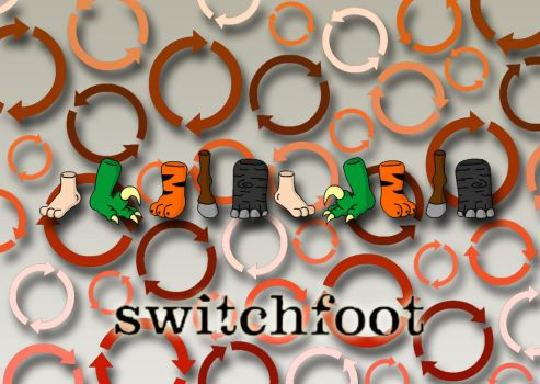 Literal Band Names: Switchfoot by 0parkp