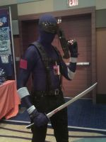 Snake Eyes - Dragon*Con 2012 by CptTroyHandsome