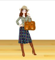 Going to Spring Picnic fashion by Brandee-Ssj-Doll