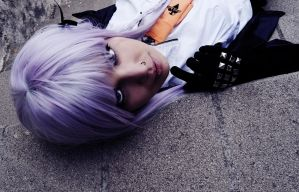 Super High School Level ??? - Kyouko Kirigiri by Nymstark