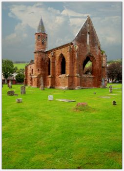 Fortrose Cathedral by majkul