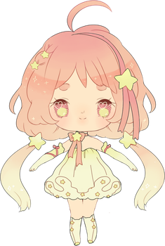 magical star adoptable by Hacuubii