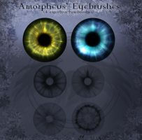 ...::: Amorpheus Eyes-Brushes :::... by AmorpheusArt
