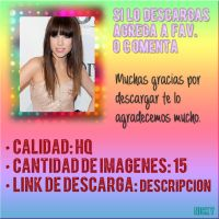 Photopack Carly Jepsen by tectos