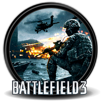 Battlefield 3 Icon 2 by Komic-Graphics