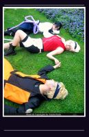 Team 7 Time Jump Cos. +I+ by Fay-lin