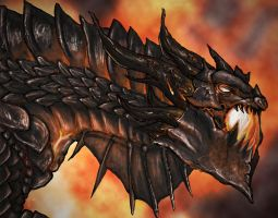 DeathWing by thehavock