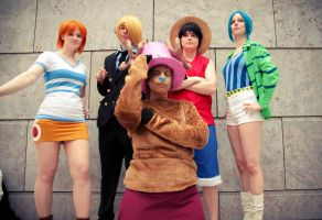 One Piece: Ready for adventures?! by Vanilleshake