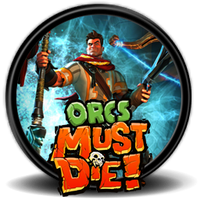 Orcs Must Die - Icon by Blagoicons