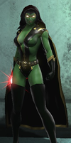 Gamora (DC Universe Online) by Macgyver75
